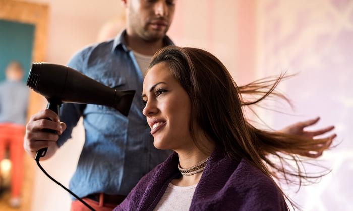 Corte de pelo y masaje en madrid