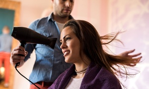 The Hair Company: Haircut, Finish and Conditioning Treatment at The Hair Company (49% Off)