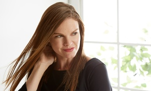 Hair By Lynda Miller: Cut, Blow-Dry with Half Head of Highlights or Optional Conditioning at Hair By Lynda Miller (Up to 53% Off)