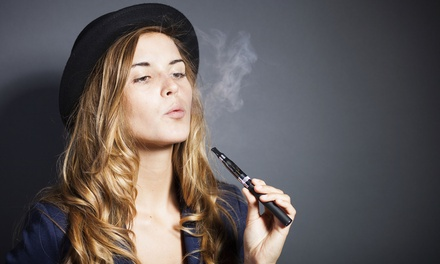 E-Cigarette Accessories at Aqueous Vapor (Up to 58% Off). Two Options Available.