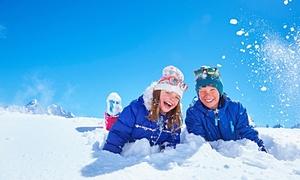 Ranczo Na Bagnach: Konne zimowisko (399,99 zł) lub konne zimowisko z noclegiem (499,99 zł) dla 1 dziecka w Ranczu na Bagnach