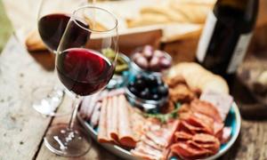 Le Fate Pizzeria Ristorante: Degustazione vini con tagliere di salumi e formaggi per 2 o 4 persone al Ristorante Le Fate (sconto fino a 58%)