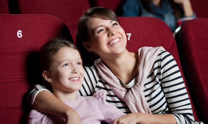 Cinemark - Múltiples sucursales: $85 en vez de $170 por entrada de cine con canje online para película 2D con función y día a elección en Cinemark