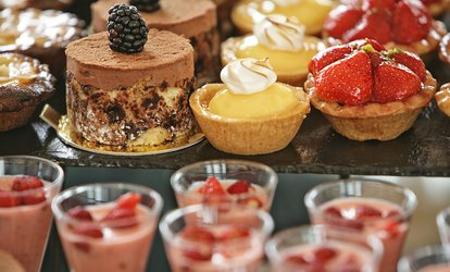 image for Afternoon Tea for Two or Four at Billington's Coffee House (Up to 31% Off)