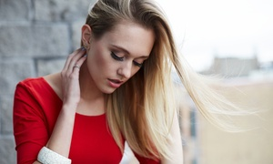 Laura DuPriest: Haircut with Optional Single-Process Color or Partial or Full Highlights from Laura DuPriest (Up to 65% Off)