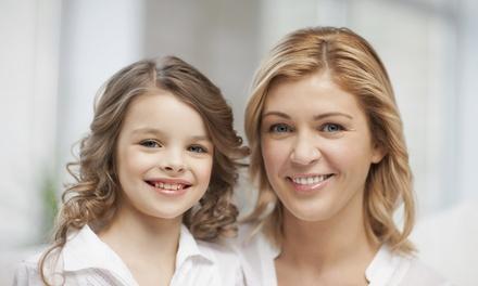 Sesión de peluquería para padre o madre y 1 o 2 niños o niñas desde 12,90 € en Kabellos