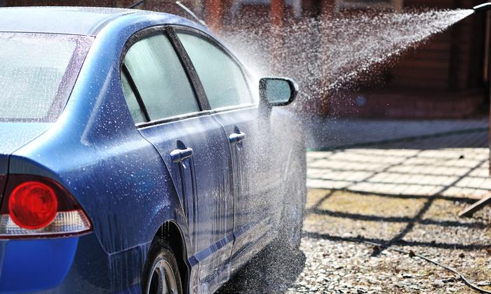 Car Wash Bruxelles Interieur Exterieur