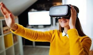 Salon ZENonVR: Wirtualna rzeczywistość: 30-minutową gra dla 1 osoby za 24,99 zł i więcej opcji w salonie ZENonVR w Gliwicach(do -54%)