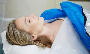 Alleia Wraps by Carlie: One or Two Inch Loss or Tone 'n' Firm Wrap with Skin Consultation from Alleia Wraps by Carlie (Up to 62%Off)