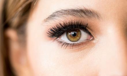 Individual Eyelash Extensions at Princess Hair Style (46% Off)