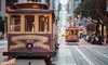 SK Morton's Lousy San Francisco Walking Tour - Multiple Locations: One Leg Walking Tour for Two or Four at SK Morton's Lousy San Francisco Walking Tour (Up to 44% Off)