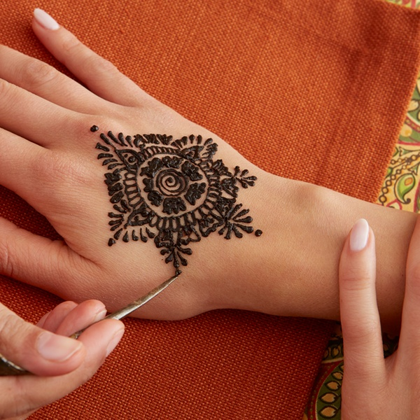 Henna Tattoo - NYC Henna Tattoo | Groupon