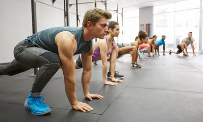 One or Three Months of Unlimited <strong>Boot</strong> Camp Classes at Zee Fitness (Up to 80%Off)