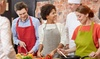 The Smart School of Cookery - Multiple Locations: Choice of a Half-Day Cookery Class for One or Two with The Smart School of Cookery (Up to 69% Off)