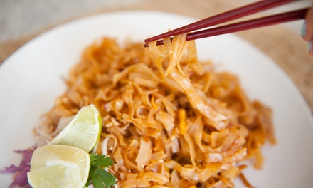 Thai Cuisine at Thai Lotus (40% Off)