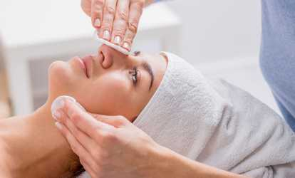 image placeholder image for One or Three Facials, or One 4-Layer Enzyme  Peel at Fort