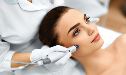 One or Two Hydra-Dermabrasion Facials at Skin Spa Symposium (Up to 46% Off)