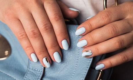 Gel Manicure with Optional Gel Pedicure at I Nail Plus (Up to 48% Off) 29de5ba5-965d-4236-8200-afd99d509b9e