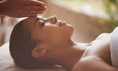 image for One or Three 60-Minute Reiki Healing Treatments for the Mind, Body, and Soul at Lake House Spa (Up to 69% Off)