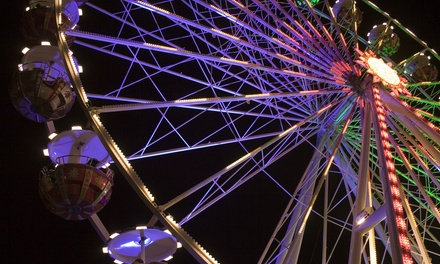 George Square Christmas Ferris Wheel