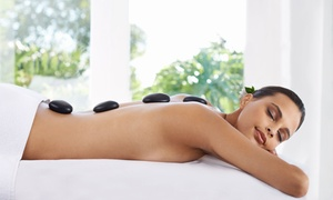 Clinique Sante Vitale DZ: Reflexology and Swedish or Hot Stone Massage for One or Two at Clinique Santé Vitale DZ (Up to 57% Off)