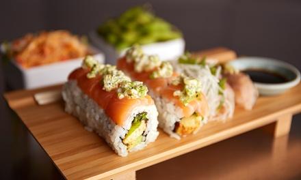 Plateau de sushi de 30 ou 40 pièces à emporter dès 22,90 € au restaurant Sushi Tys