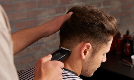 Mens Style Cut ($15) Plus Wash ($19) at Melody Hair & Beauty (Up to $30 Value)