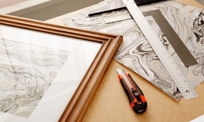 Art and Framing Pro - Up To 71% Off - Washington, DC   Groupon