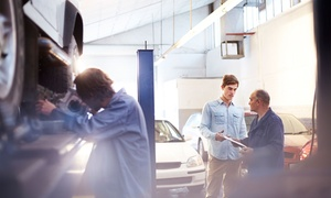 Up to 83% Off Car Maintenance and Repair at Midas at Midas, plus 6.0% Cash Back from Ebates.