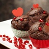 Valentine's Day Cupcakes or Chocolate-Covered Strawberries