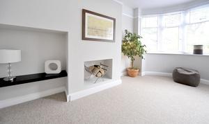 McGroup: Imbiancatura di una o 2 stanze fino a 55 m² più copertura mobili con l'azienda McGroup (sconto fino a 73%)