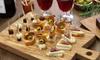 Spanisches Wein-Tasting mit Tapas