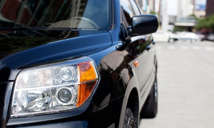 Car Services at Green Kleen Express Car Wash & Detailing (Up to 50% Off). Six Options Available.