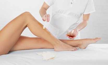 One-Hour Waxing Package at NEMUA The Beauty Lounge (55% Off)