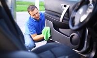 Lavage extérieur avec jantes, pneus et vitres, et lavage intérieur dès 12,50 €au garage MA Solution Automobile