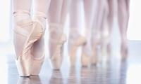 10x oder 15x 60 Min. Ballettunterricht oder Ballett-Fitness in der Mels Tanzschule (bis zu 56% sparen*)