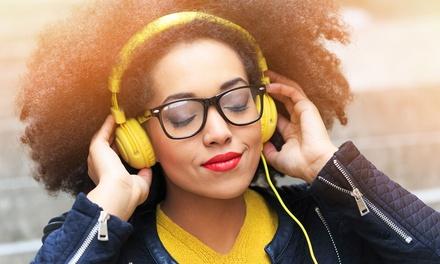 e-Curso máster en musicoterapia por 149 € enAtperson