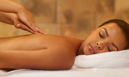 One or Three 50-Minute Massages with One or Three $10 Gift Cards at Activ8 (Up to 39% Off)