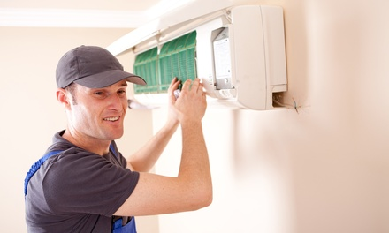 Air Conditioner Clean Split System $65 or Full System $80 with Aircon Plus Up to $160 Value