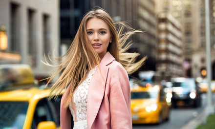 Haircut and Style with Conditioning, Single Process Color, or Highlights at  Alina Petrenko Hair (Up to 46% Off)