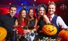 Up to 20% Off Admission to Crawl With Us Halloween Crawl