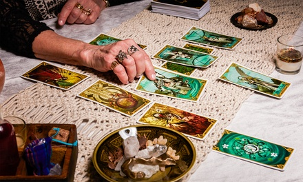 One Psychic Reading with Optional One Tarot Card at Psychic Perfection (Up to 62% Off)