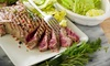 Porto Ricco - Staines Upon Thames: Brazilian Rodizio Buffet with Dessert for One or Two at Porto Ricco (Up to 31% Off)