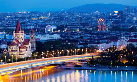 ✈Viena, Praga y Berlín: 7 noches en habitación doble con vuelo de I/V, desayuno y billetes de tren en hoteles 3* o 4*
