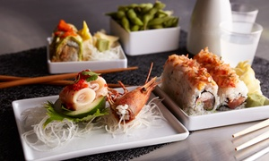 Sushi at Asoyama Sushi (Up to 44% Off).  Two Options Available.