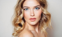 Haircut, Blow dry with Highlights with Optional Cut and Blow-Dry at You & Me Hair & Beauty Salon (Up to 62% Off*)