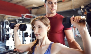 Fitt Pro: One-Month Gym Membership with Three Personal Training Sessions at Fitt Pro (78% Off)