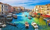 Weekender Breaks - Venice: ✈ Rome and Venice: 4 or 6 Nights with Train Transfers and Return Flights at Choice of Hotels*