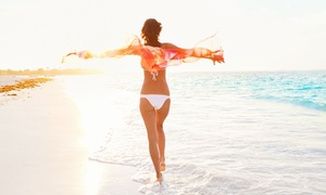 Up to 77% Off Laser Hair Removal at Luxury Spa at Luxury Spa, plus 6.0% Cash Back from Ebates.