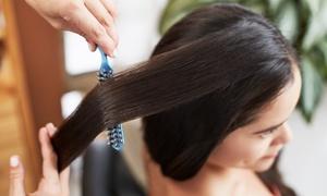 Up to 74% Off Haircut or Keratin Treatment at Ona Watley at Smoke & Mirrors Salon, plus 6.0% Cash Back from Ebates.